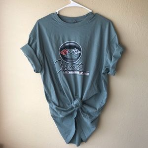 Vintage Corvette Baggy/Oversized T-Shirt